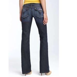 Hudson Signature Flap Pocket Bootcut Jean, Tall